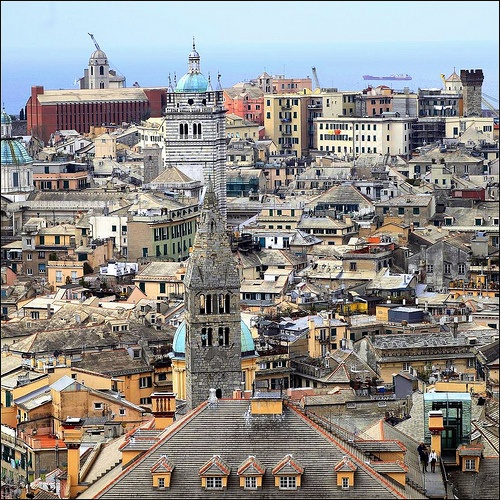 Genova, province of Genoa, Liguria region italy