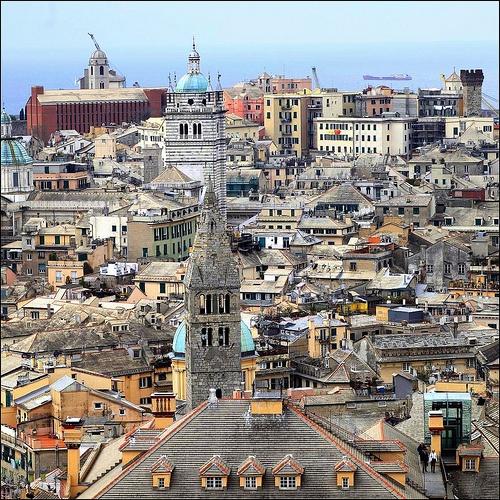Genova, province of Genoa, Liguria region italy | My Italy ...