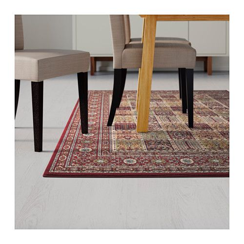 Valby Ruta Rug Low Pile Multicolour 200x300 Cm Stains