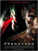 Predators (2010)- Royce, un mercenaire, se retrouve obligé de mener un groupe de combattants d'élite sur une planète étrangère. Ils vont vite comprendre qu'ils ont été rassemblés pour servir de gibier. A une exception près, tous sont des tueurs implacables – des mercenaires, des yakuzas, des condamnés, des membres d'escadrons de la mort ; des « prédateurs » humains qui sont à présent systématiquement traqués et éliminés par une nouvelle génération de Predators.