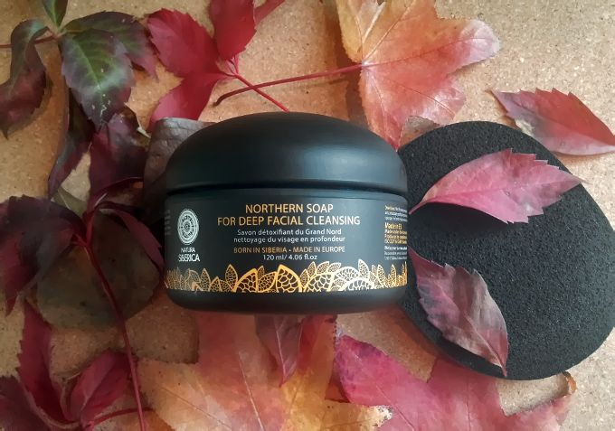 natura siberica northern detox soap