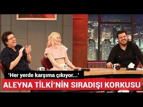Aleyna Tilki o ilginç fobisini açıkladı 3 Adam: İlginç kategorisinde farklı bir video ile karşınızda Aleyna… #İlginç #3adamizle #aleyna