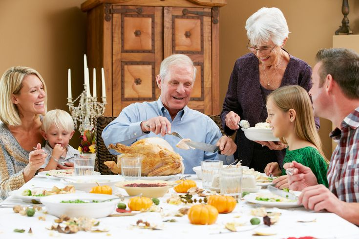 11 Controversy-Free Conversation Topics For Thanksgiving Dinner