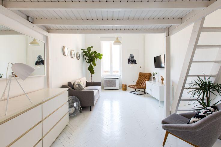 Olvasói projekt: Lepukkantból modern skandináv | Kicsi Ház