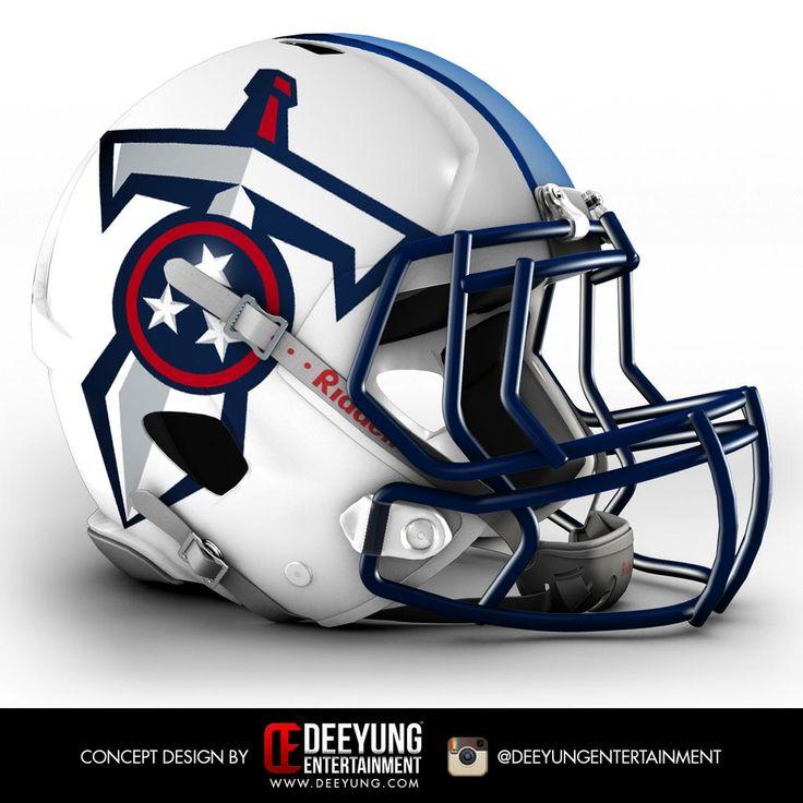 NFL Concept Helmets - Imgur #TitanUp