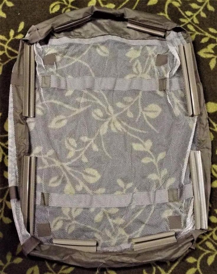 Graco Pack N Play Replacement Clip On Bassinet Sling No
