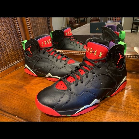 Air Jordan 7 Retro Marvin The Martian Continuing To