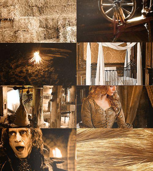 Fairy Tale Picspam→ Rumpelstiltskin