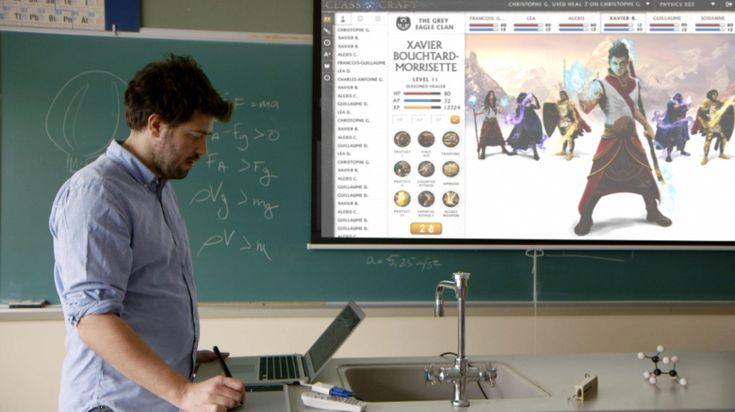 Classcraft превращает школьные уроки в огромную ролевую игру — с условно-бесплатной моделью