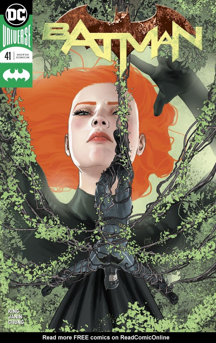 Batman (2016) Issue #41 - Read Batman (2016) Issue #41 comic online in high quality