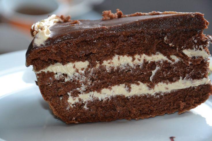 Торт Прага, рецепт приготовления