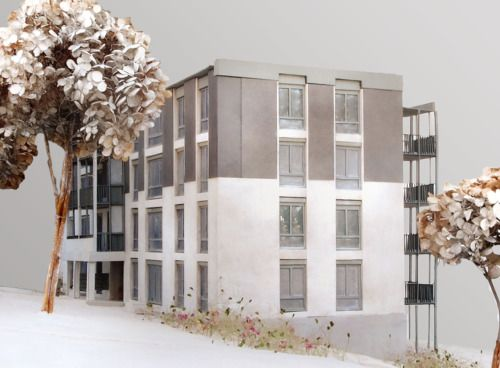 Meier Hug Architekten - Siedlung Entlisberg