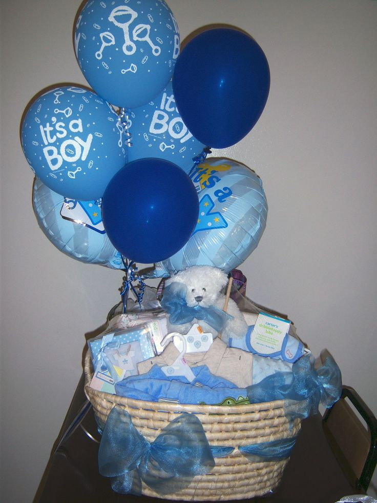 1000+ ideas about Baby Gift Baskets on Pinterest | Baby ...
