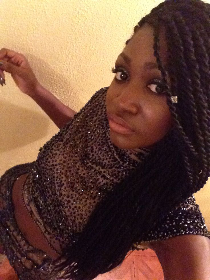 Twist Braids on Pinterest Styles for natural hair, Crochet ...