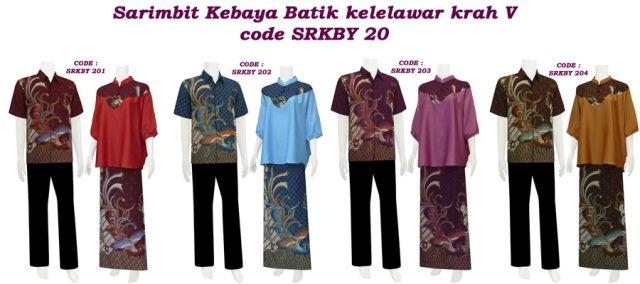 sarimbit kebaya batik dengan bahan babytouch + satin velvet , dapat anda miliki dengan hanya Rp.245.000 /pasang  untuk detail dan koleksi lain nya silahkan anda mengunjungi kami di http://batikbutikqalesya.wordpress.com/sarimbit-kebaya/
