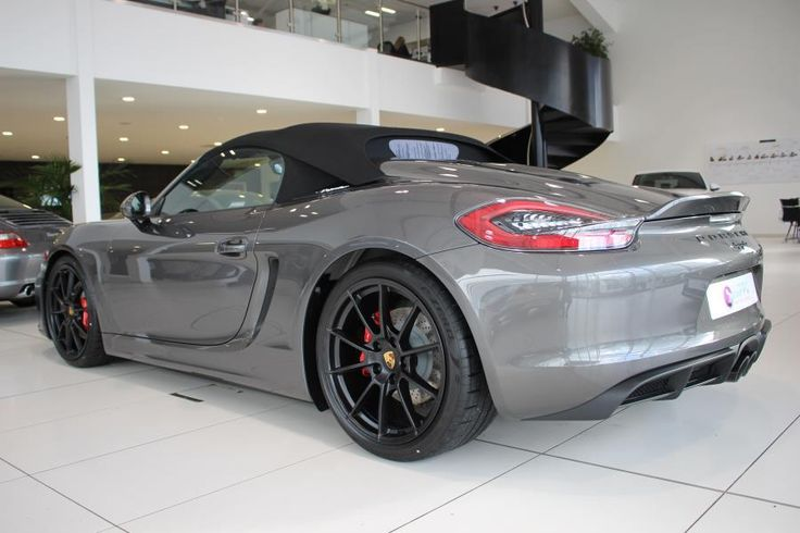 Used 2015 Porsche Boxster Rs60 Spyder for sale in Lancashire | Pistonheads