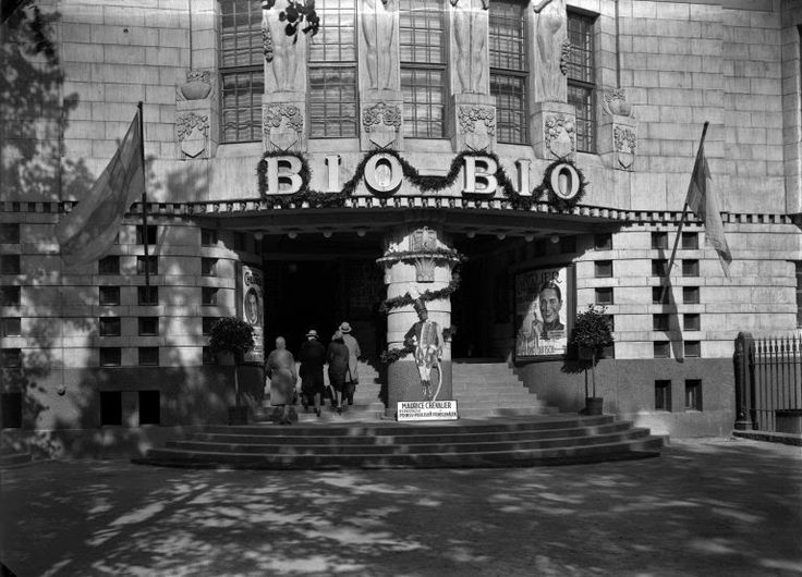 Elokuvateatterit Helsinki