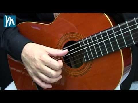 Capítulo 001 - Clases de Guitarra ONLINE - Música para Todos ® - YouTube