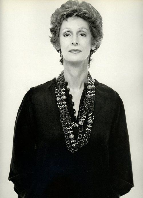 Marella Agnelli by Richard Avedon, 1976.