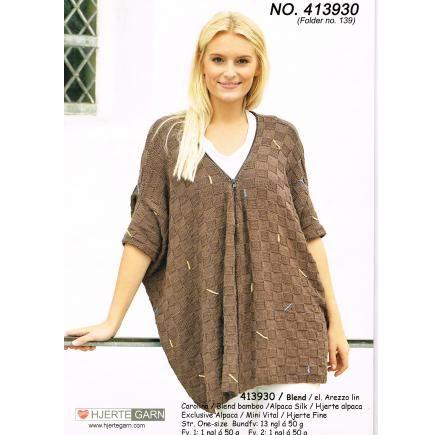 Mönster till stor one-size tröja