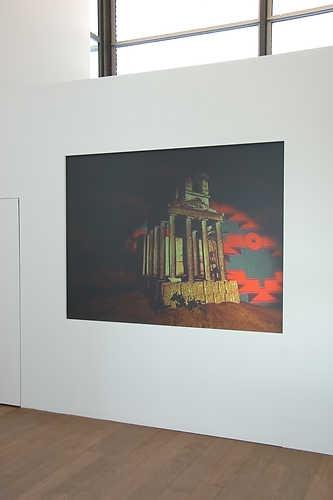 Manuel Graf, 1000 Jahre sind ein Tag. © Marco Sweering, Museum De Paviljoens