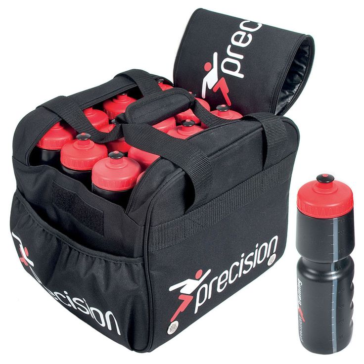 Precision Training Football Rugby Sports Water Bottle Carry Bag | eBay