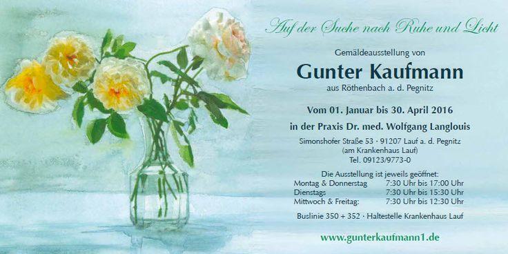 Ausstellung im Landratsamt Lauf/Pegnitz