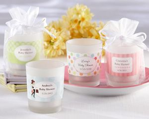 Baby Shower Favors Meaning ~ Best baby shower candle favors images