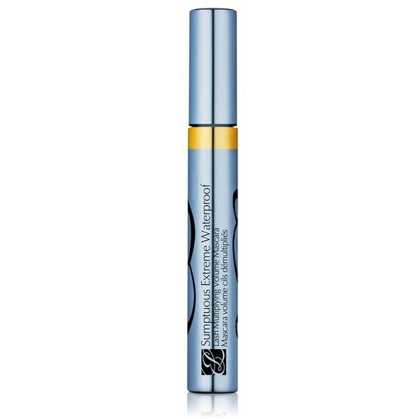Estée Lauder Sumptuous Extreme Waterproof Lash Multiplying Volume... (£24) ❤ liked on Polyvore featuring beauty products, makeup, eye makeup, mascara, beauty, conditioning mascara, estee lauder mascara, estée lauder, lengthening mascara and estee lauder eye makeup