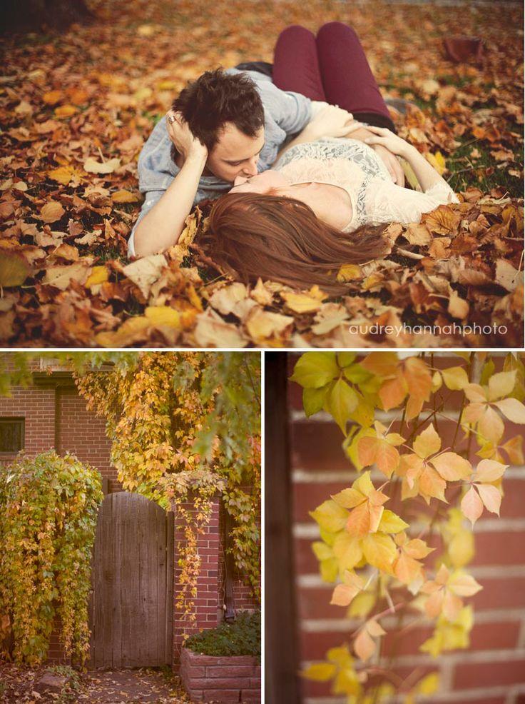 Fall Engagement photography  Audrey Hannah Photo Blog - home
