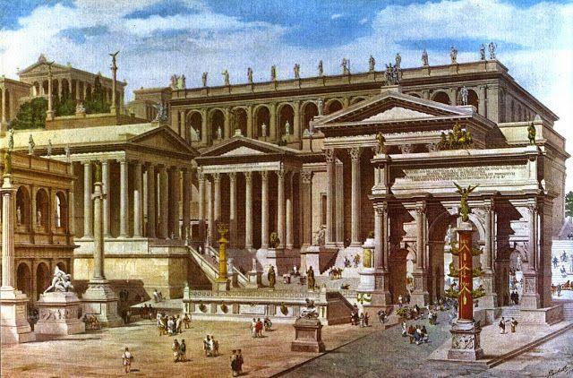 Peradaban Romawi Kuno | Pendidikan 60 Detik