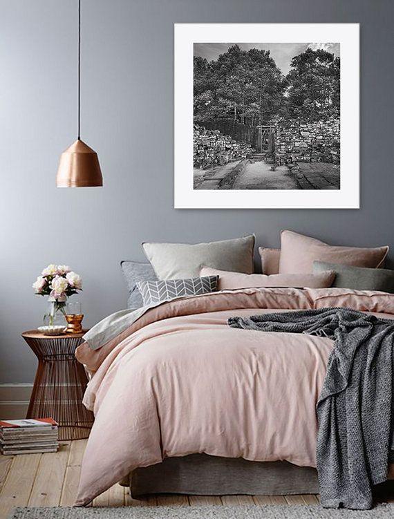 Master Bedroom Decor Grey