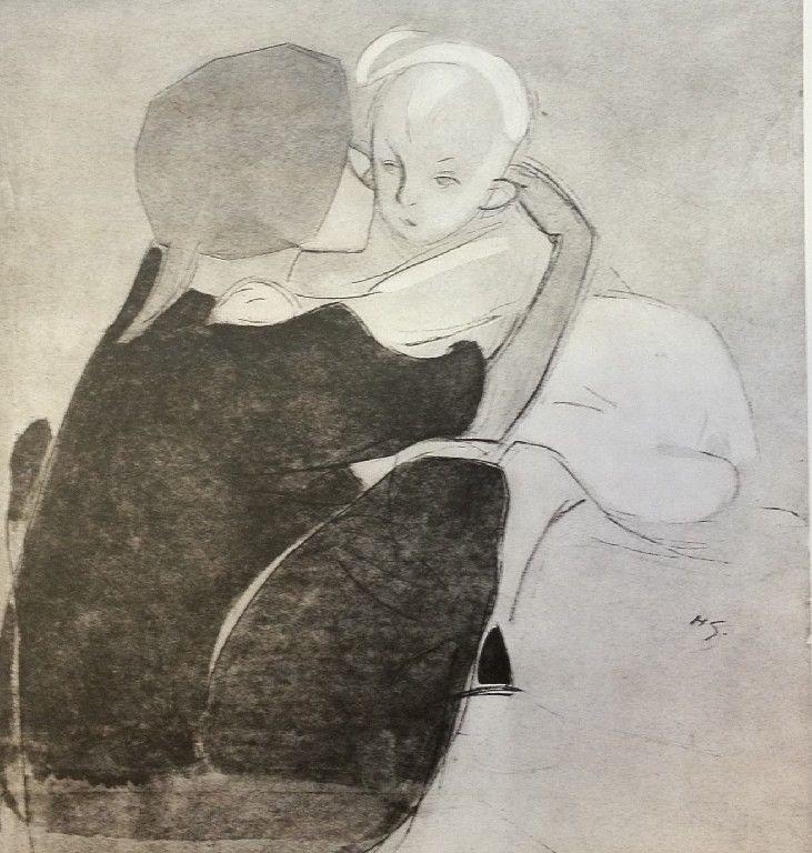Systrarna I - Sisarukset I, 1913