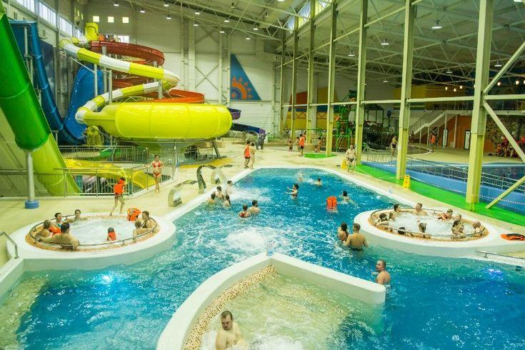#Aquario #Indoor #waterpark #Omsk #Russia #polinwaterparks