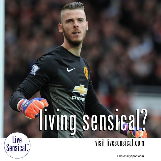 David de Gea - LIving Sensical? - Manchester United - Louis van Gaal - Sergio Romero - Sam Johnstone