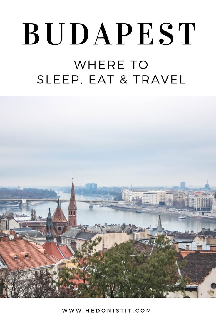 """A Weekend in Budapest : Where to sleep, eat & travel in the """"Paris of eastern Europe""""   What to do and see in Budapest   Travel destinations to add to your bucket list. Click through to see the full guide on http://www.hedonistit.com"""