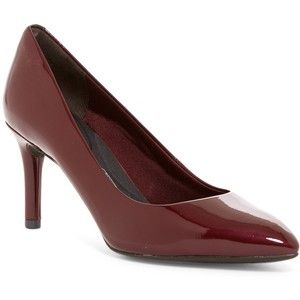 Rockport Total Motion Pointed Toe Pump