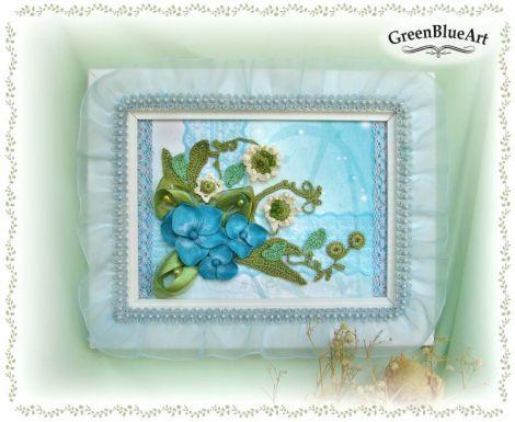 Tablou decorativ - GreenBlue