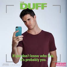 Please Follow me!!! The Duff - Robbie Amell