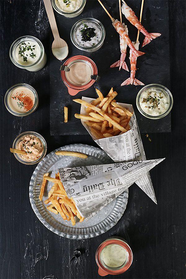 mayonesa y salsas derivadas