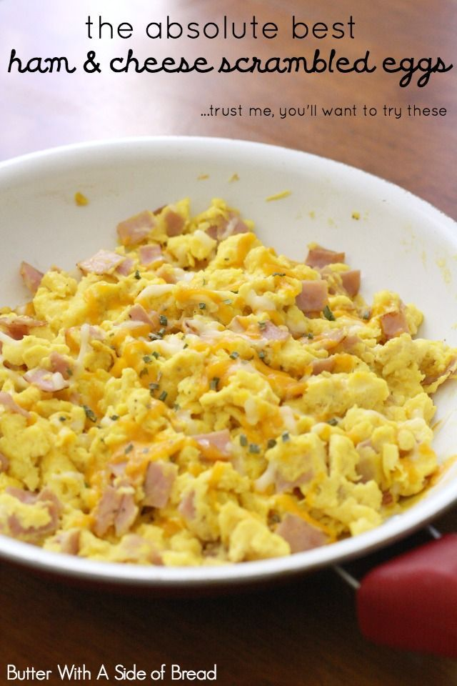 recipe: ham for breakfast healthy [30]