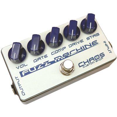 CHAOS Fuzz Machine ‹ CHAOS