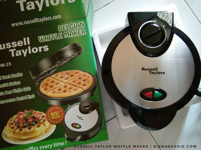 Resepi Waffle Paling Sedap Lembut Dan Gebu Nutella Waffle Resep