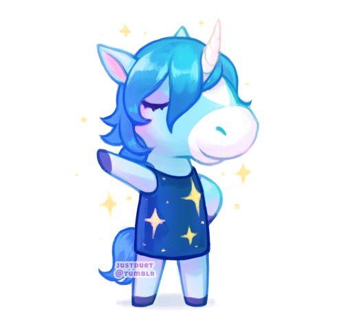 Julian  - Animal Crossing Fanart