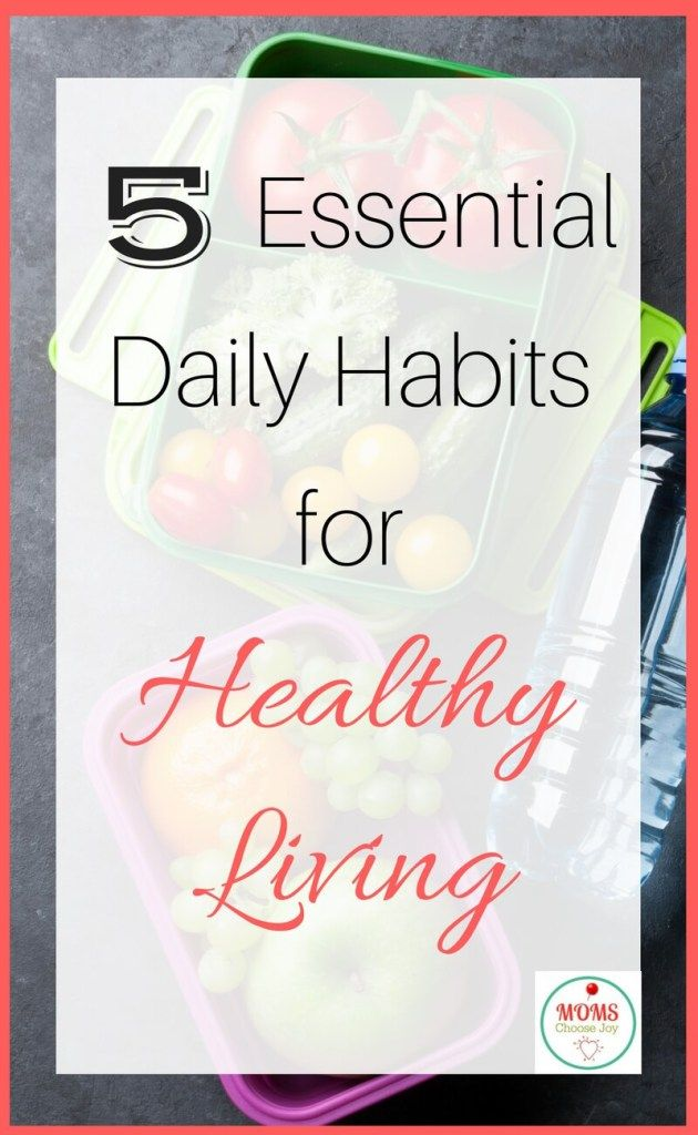 5 essential daily habits into your daily self-care routine