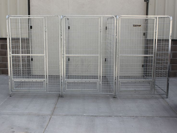 7 best images about dog feeders waterers on pinterest for Dog kennel systems