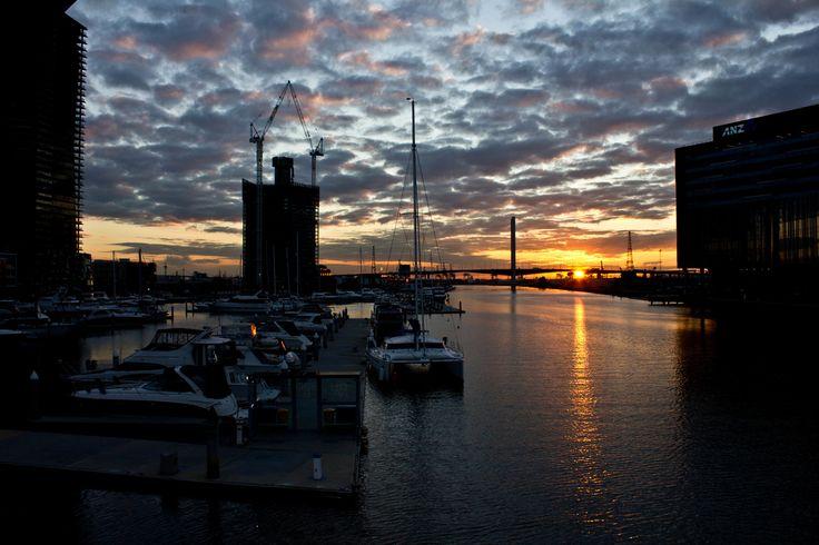 Sunset in Melbourne by Bilyana  Nikolaeva on 500px