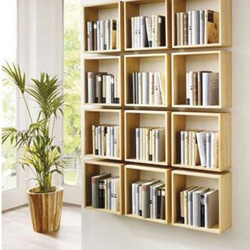 De standaard boekenkast is zo ouderwets! Zie hier de moderne variant van de boekenkast! Zwevend met veel plek voor al jouw boeken. Ontwerp samen met 100% Kast jouw originele boekenkast op maat! Ga naar http://100procentkast.nl/zelf-kast-maken/