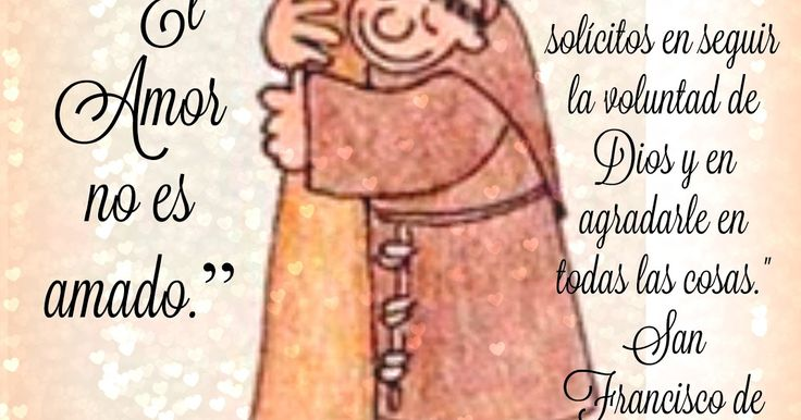 Mariampoesiasycanciones...       Dado que el día cuatro de octubre es la fiesta de san Francisco de Asís – el mínimo y dulce Francisco de ...
