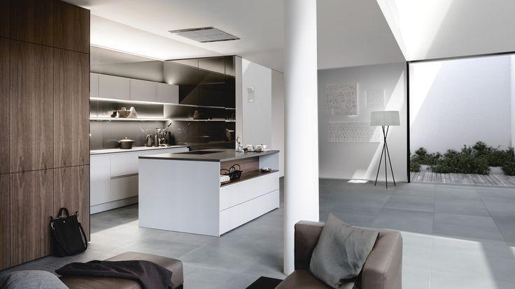 SieMatic PURE: Klare Formen für modernes Küchendesign. - SieMatic